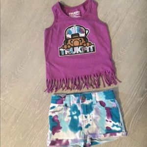 4t Tuckfit the Dye outfit